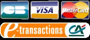 Paiement sécurisé par E-transaction Crédit Agricole