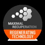 Technologie régénérante exclusive - Récupération maximum
