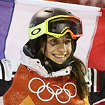Perrine Laffont, 19 ans, Championne de ski de bosses